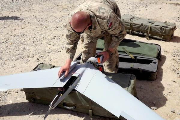 Drony w polskiej armii