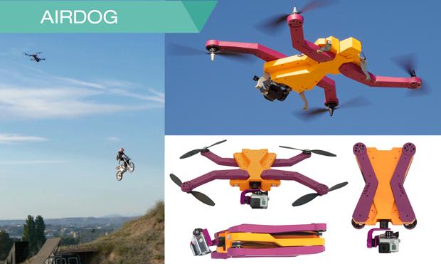 Airdog dron