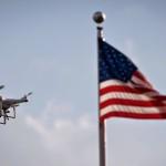 Drony w USA