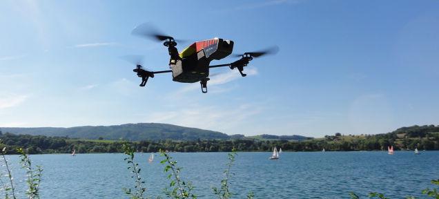 Drony zbanowane w parkach narodowych USA