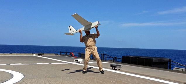 PUMA AE - dron dla BP