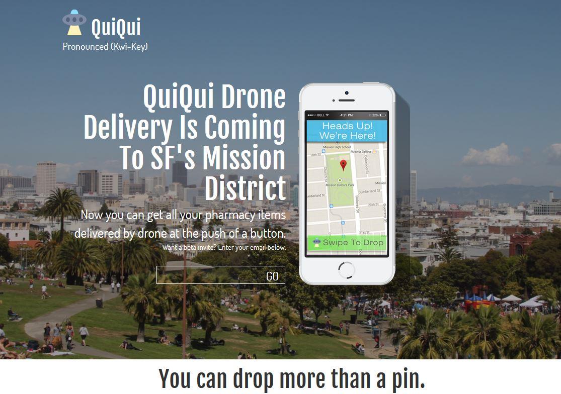 QuiQui dron