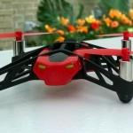 Rolling Spider Parrot Drone