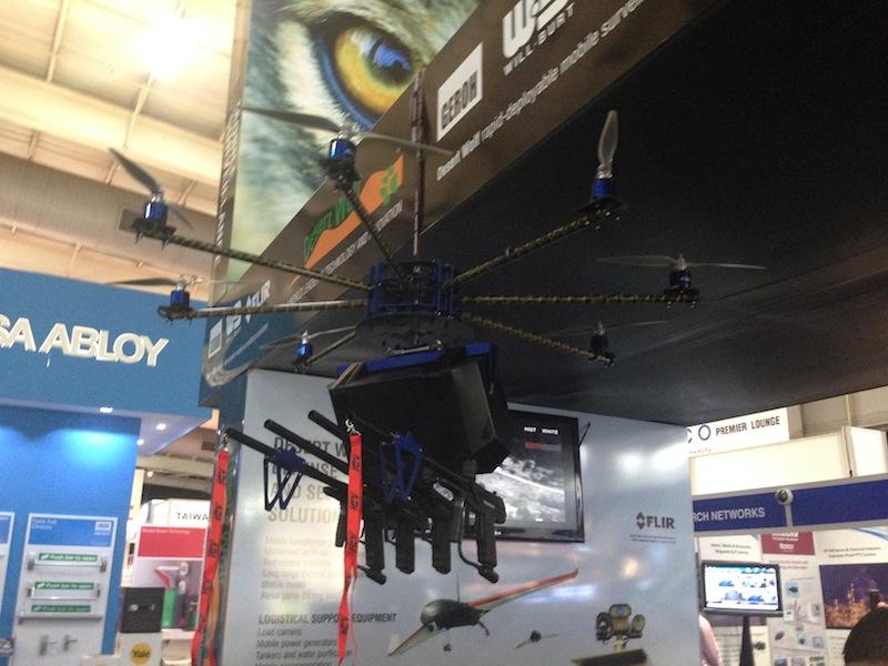 Skunk Riot Drone