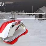 Projekt drona dla GOPRu - Sylwester Szymański