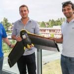Dron ratowniczy znajduje sygnał wifi ze smartfonów