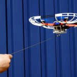Fotokite - dron na smyczy