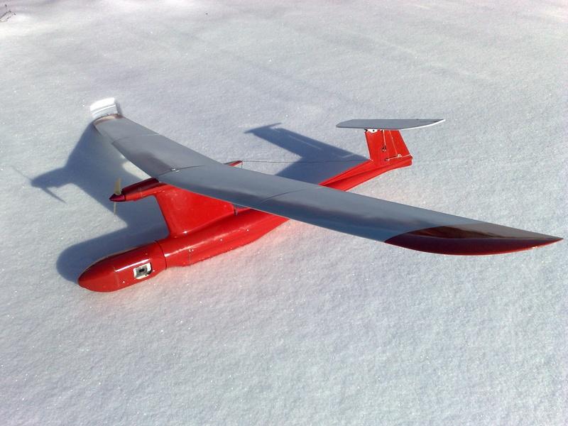 Pteryx - dron rolniczy firmy Trigger Composites