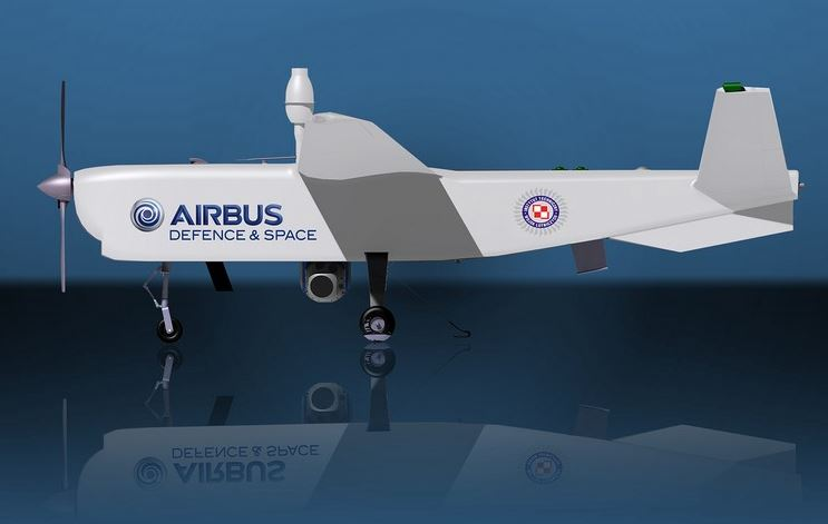 TBSP IT-AIR1 - największy polski dron