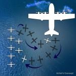 Latający lotniskowiec dla dronów - DARPA