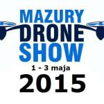 Mazury Drone Show 2015 - ŚwiatDronów.pl