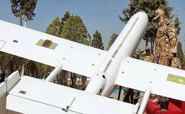 Ra'ad-85 - Thunder - UAV drone