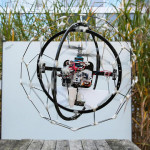 Dron GimBall firmy Flyability