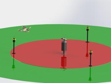 SafeSky - system do wykrywania dronów