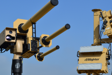 Anti-UAV Defence System