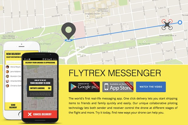 Flytrex Messenger