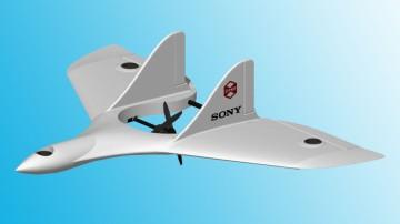 Drony Sony i ZMP - Aerosense Inc.