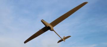 System bezzalogowy Albatros fot Novelty RPAS