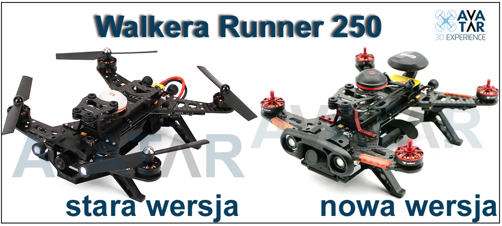 Walkera Runner 250 Advanced