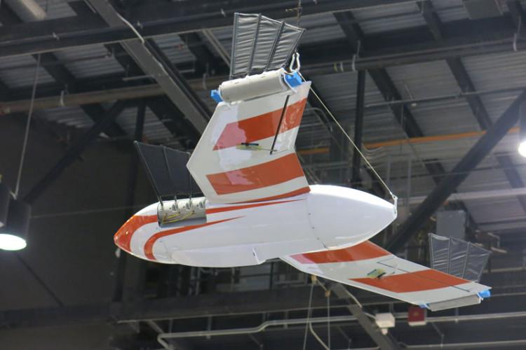 Dron Flimmer - US Navy