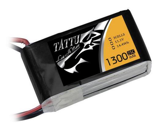 Bateria Li-po 3S 1300mAh