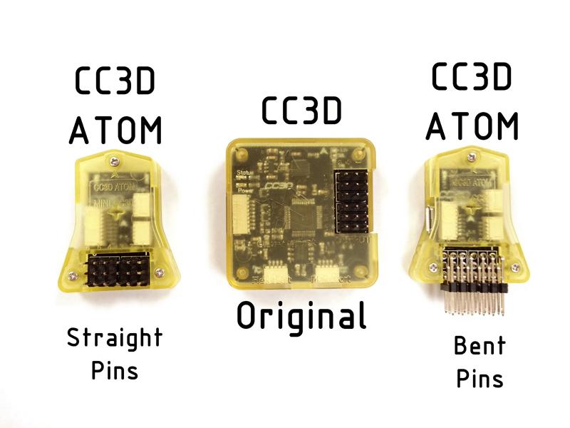 CC3D - kontroler lotu
