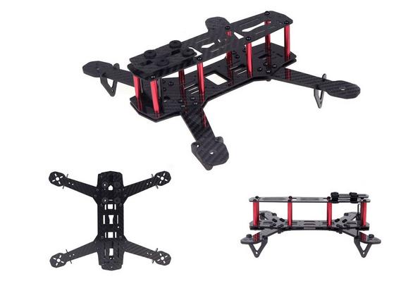 ZMR250 - rama drona wyścigowego