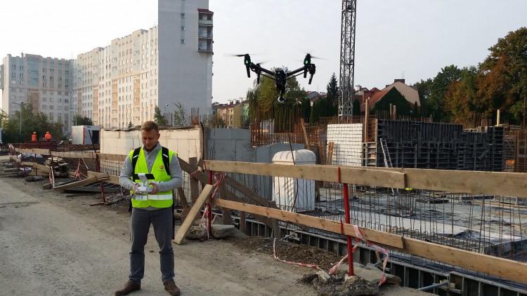 AirDrone - inspekcje z drona