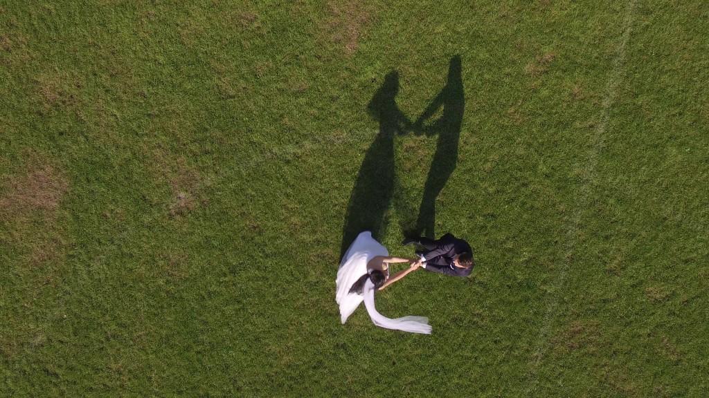 AirDrone - śluby i wesela z drona