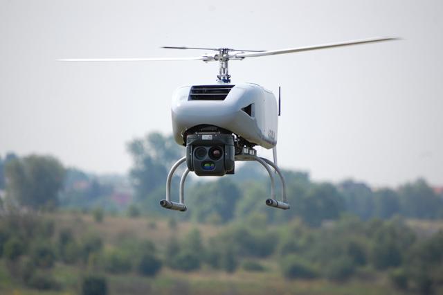 Dron Aquila firmy UAVS Poland z Krakowa