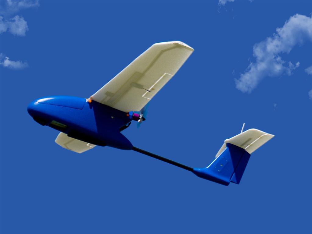 Fenix - dron firmy FlyTech UAV