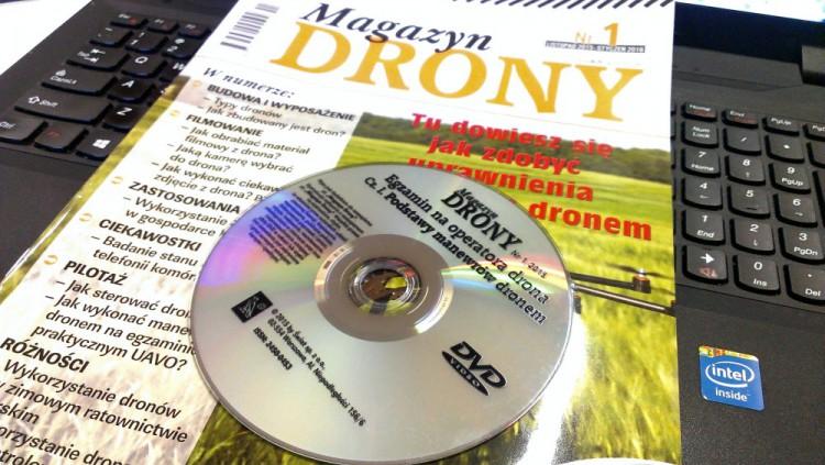 Magazyn Drony - Numer 1