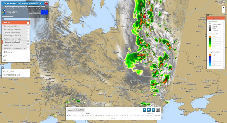 http://mapy.meteo.pl
