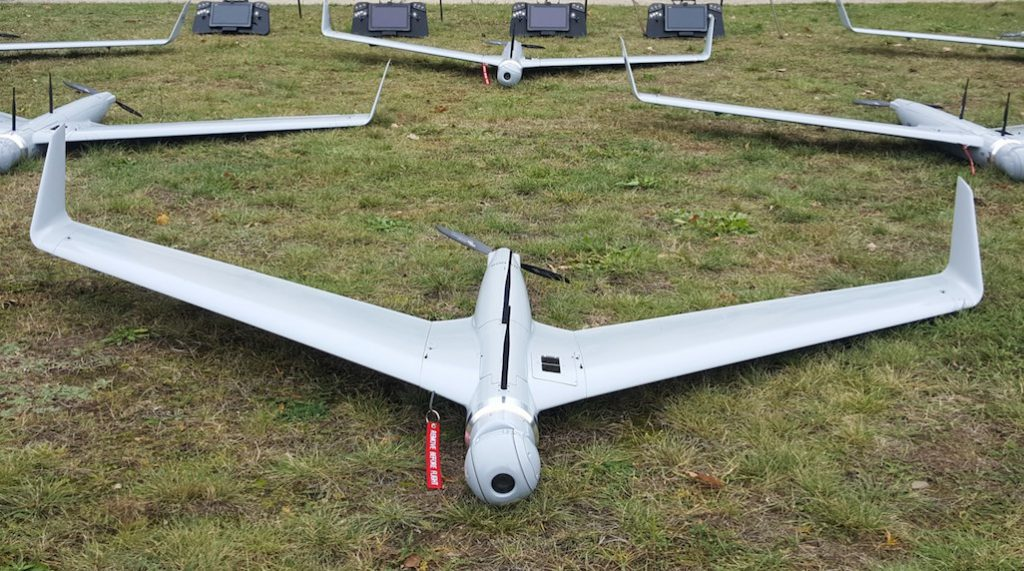 NeoX - dron ITWL/PGZ