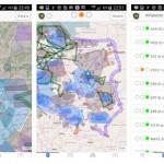 Aplikacja mobilna DroneRadar - dlapilota. sp. z o.o.