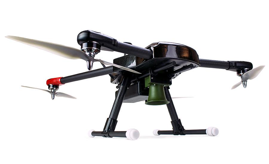ProHawk - dron do przeganiania ptaków z lotnisk