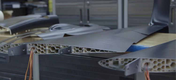Stratatys Aurora UAV