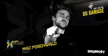 Mac Poschwald - World Drone Prix 2016 - Dubai