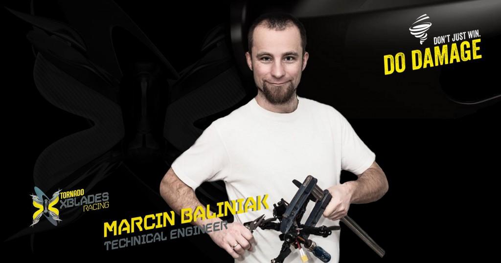 """Marcin """"Marbalon"""" Baliniak - World Drone Prix 2016 - Dubai"""