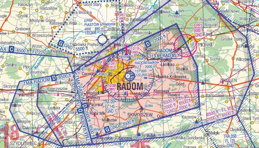 Miasto Rozroznialne Na Mapie Lotniczej Czyli Jakie Swiat Dronow
