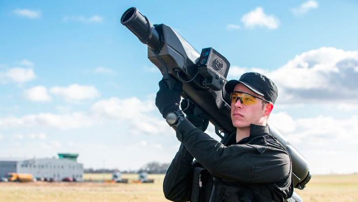SkyWall - wyrzutnia pocisków przeciwko dronom