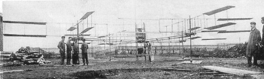 Bréguet-Richet Gyroplane No. 1