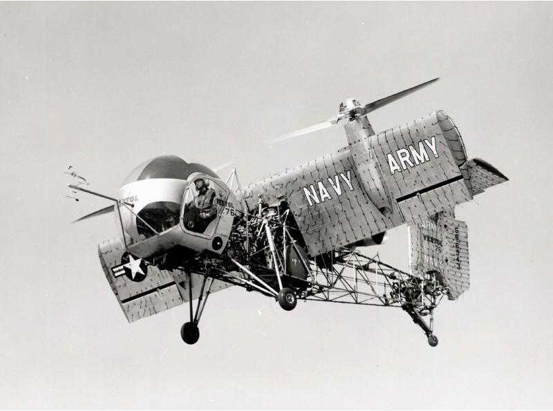 Vertol VZ-2 Tiltwing