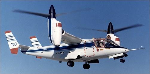 Bell XV-15 NASA
