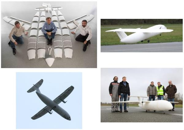 Dron Thor koncernu Airbus