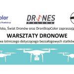 Warsztaty dronowe - Kraków - 11.09.2016