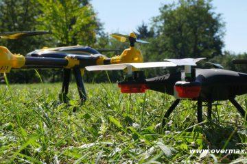 Drony Overmax - http://www.overmax.eu