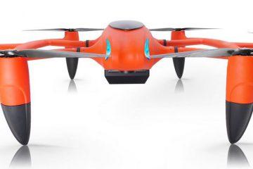 HyDrone 1800 - dron na wodór