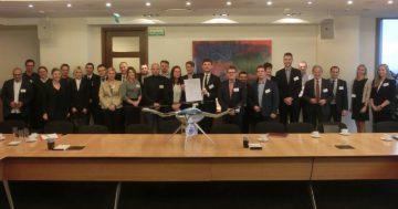 Inicjatywa Dronowa - pierwsze spotkanie - 16.11.2016