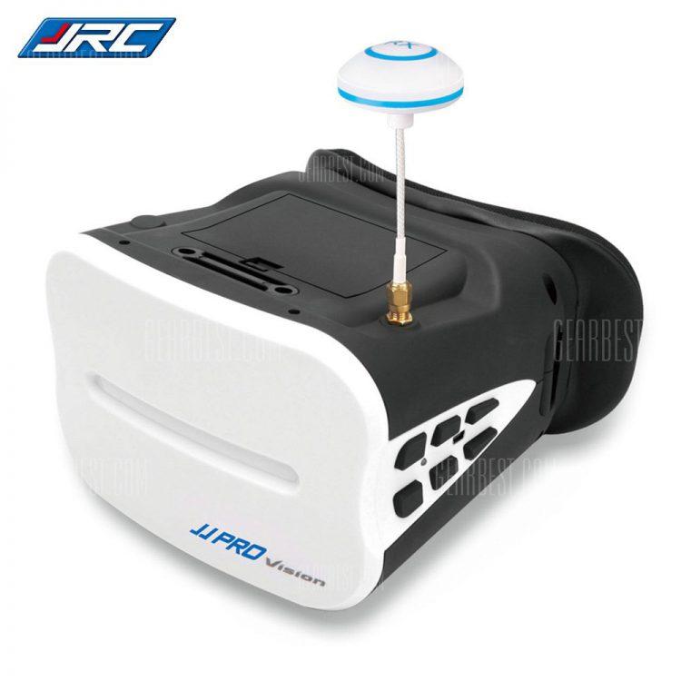 Gogle FPV GearBest JJRC JJPRO F01